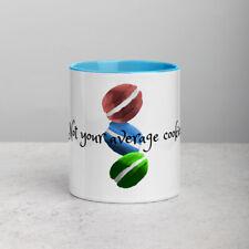 Macaroon Mug with Color Inside