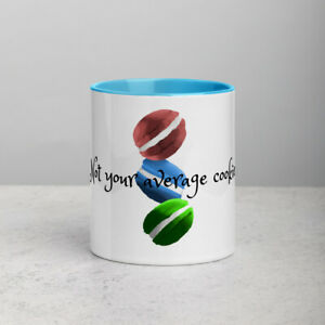 Macaroon Mug with Color Inside