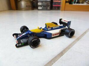 Williams Renault FW14B Nigel Mansell #5 Rba Atlas 1/43 1992 F1 Fórmula 1
