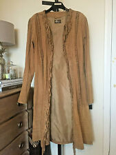 American Retro Fringed Coat Jacket Isabel M Net Matches