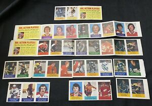 ***Large Lot*** 1974-75 Loblaws/Save Easy NHL Players Stamps