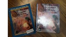 Discovering Geometry Bundle Key Curriculum Press