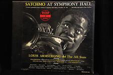 Louis Armstrong-Satchmo At Symphony Hall-Decca 108-2LP BOX