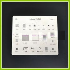 reballing stencil for Iphone5 (21 pattern) bga chip -solder smd ic's -