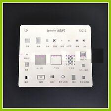 REBALLING Stencil per iPhone 5 (21) Modello di chip BGA-saldatura SMD IC -