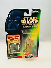 Star Wars The Power of the Force Bespin Luke Skywalker Action Figure