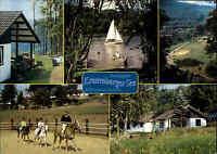 Kronenburg Eifel Ferienpark color Mehrbild-AK Postkarte Ansichtskarte ungelaufen