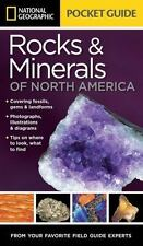National Geographic Pocket Guide to Rocks and Minerals of North America Nationa