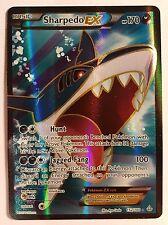 Pokemon Primal Clash Sharpedo Full Art EX 152/160
