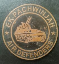 PAKISTAN 155 EK PACHWINJAH AIR DEFENDERS MEDAL MEDALLION 91.05 GRAMS 63.3 MM