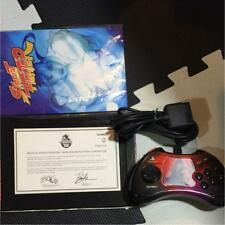 OFFICIAL STREET FIGHTER 15th anniversary edition controller PS2 CAPCOM JAPAN F/S