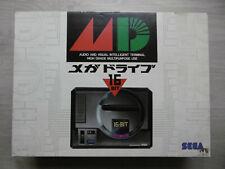 SEGA - Console MegaDrive FIRST RUN Japan - MEGA DRIVE première édition Japon