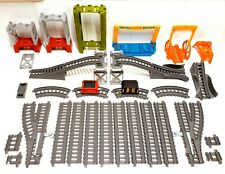 THOMAS & FRIENDS Trackmaster Grey Railway Train Tracks 2013/2014 Thomas The Tank