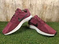 Nike Downshifter 7 Women's Running Sports Trainers TEA BERRY Size 5.5 UK 39 EUR