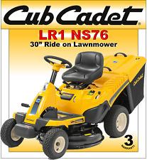 Cub Cadet Riding Lawnmowers for sale | eBay