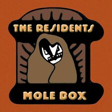 THE RESIDENTS New Sealed 2019 COMPLETE MOLE TRILOGY EXPANDED 6 CD BOXSET