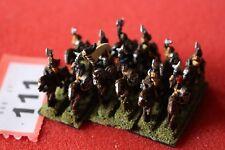 Games Workshop Warmaster Chaos Marauder Caballeros Caballeros Pintado Metal 10 mm fuera de imprenta