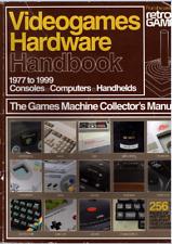 VIDEOGAMES HARDWARE HANDBOOK. 1977 to 1999 Consoles,Computers,Handhelds