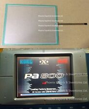 Brand New Korg PA800 Touch Screen Digitizer Touch pad panel Green High Quality