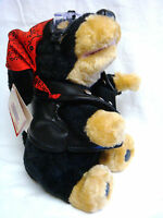 "CHANTILLY LANE Rottie Dog 10"" CHOPPER Sings & Dances BORN TO BE WILD - All Tags"