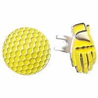 Alloy Visor Hat Cap Clip Removable Metal Golf Ball Ball Golf Outdoor Marker I4M9
