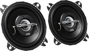 "JVC CS-J420X 2-Wege 10cm 4"" Koaxial Einbaulautsprecher 210W max."