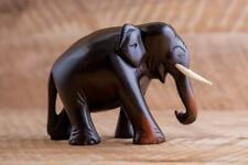 srilankan hand made wild elephant wood carvings