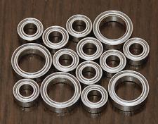 (14pcs) XRAY 1:10 T2 / T2R PRO Metal Sealed Ball Bearing Set