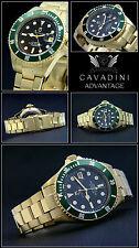 Advantage Diver Automatic Men's Watch 30 Bar Solid Steel New Series Magnifier