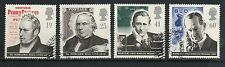 GB 1995 Pioneers of Communications fine used set stamps