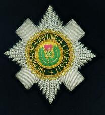The Most Noble  & Most Ancient Order of the Thistle England/Scotland