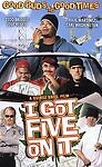 I Got Five On It (UMD, 2005) Free Shipping!