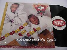 "Showbiz & A.G, Bounce ta this, Payday LP#857087-1 (VG)12"""