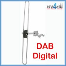 High Quality DAB Digital Aerial Indoor Outdoor 120.638