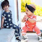 Lovely Infant Baby Boy Girl Cross Cotton Romper Bodysuit Jumpsuit Outfit Sunsuit