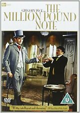 Million Pound Note 5037115250834 With Gregory Peck DVD Region 2