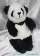 "Rare Vintage Mary Meyer Plush 10"" Fluffy Tubby Baby Panda Bear Cub Made in Korea"