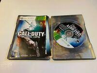 Call of Duty: Black Ops Hardened Edition (Microsoft Xbox 360, 2010) STEELBOOK