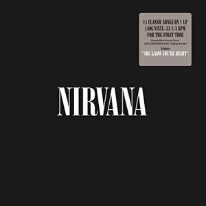 Nirvana LP Vinyl Ims-geffen Records