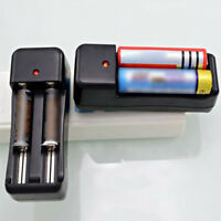 Universal Ladegerät Für 3.7V 18650 16340 14500 wiederaufladbare-Li-ion Akku EU
