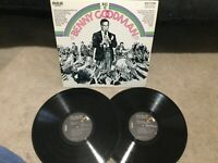 This Is Benny Goodman 2xLP Set RCA Label VPM-6040 from 1971 Mono VG+/ VINYLS NM