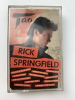Rick Springfield Tao (Cassette)
