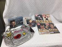 Lot Of (8) Elvis Presley Memorabilia.