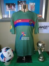 MATCH WORN shirt LEVANTE UD fútbol C.Lell Camiseta Uefa Europa League FOOTBALL