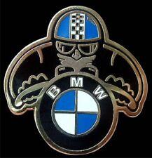 Nueva Insignia De BMW Cafe Racer 60S 70S Ace rockeros R60 R80 R1200 GS Moto Bicicleta ss
