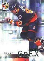1999-00 Upper Deck HoloGrFx Gretzky GrFx #GG5 Wayne Gretzky - NM-MT