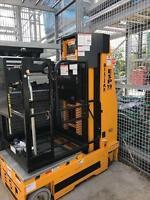 Driveable  ESP-19 Biljax Haulotte manlift scissor lift 25 feet genie  OHIO