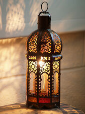 Authentic Handmade Moroccan Candle Holder Lantern *** New Stock***