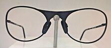 VINTAGE Gargoyles Helios Black Sunglasses. Made in Italy.