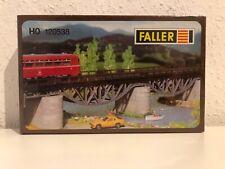 Faller 120502-1//87//h0 PONTE IN ACCIAIO-NUOVO
